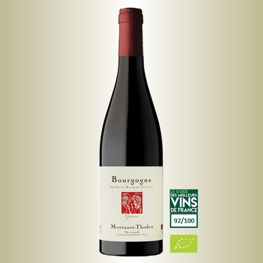 La Soeur Cadette Bourgogne Garance