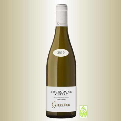 Giraudon Bourgogne Chitry blanc