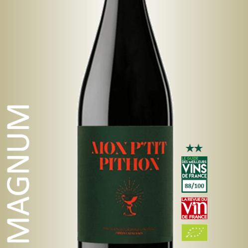 Olivier Pithon Mon Ptit Pithon rouge Magnum