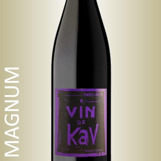 Karim Vionnet Chiroubles vin de kav Magnum