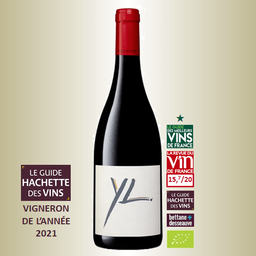 Yves Leccia YL rouge