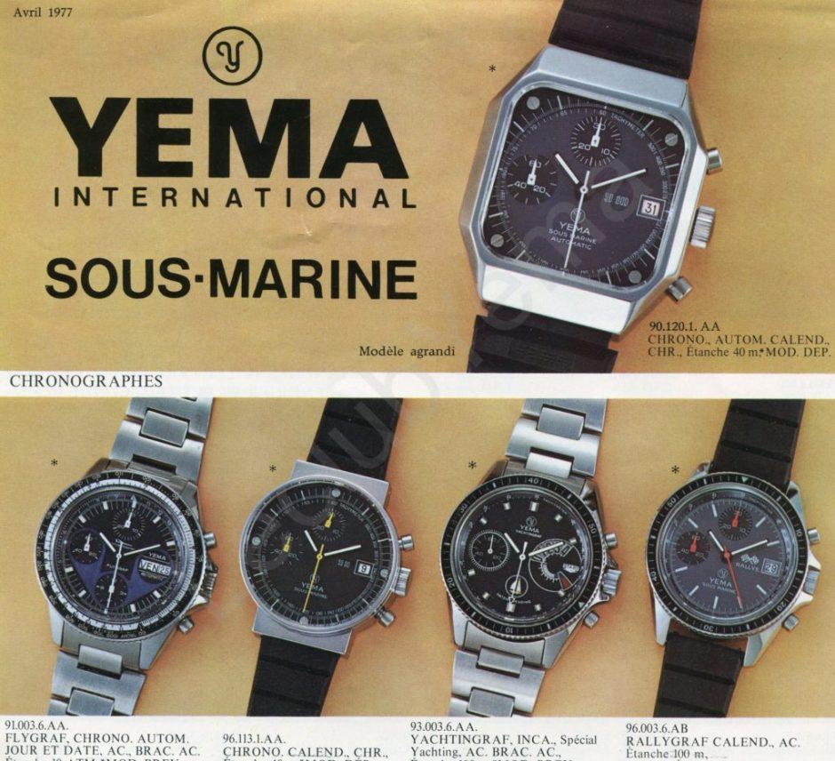 YEMA_Brochure collection 1977_01