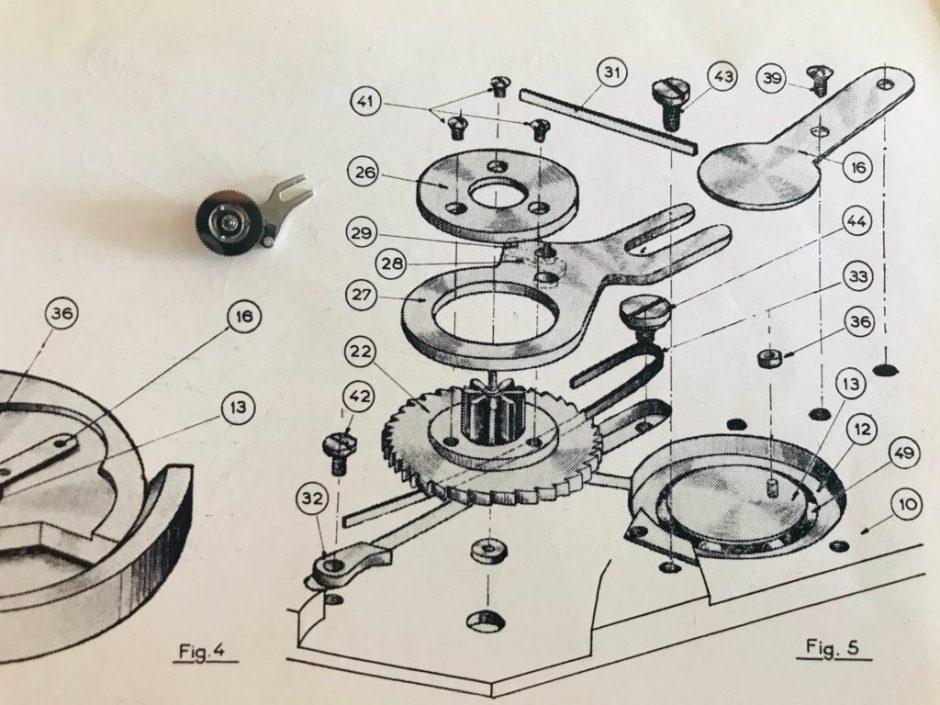 YEMA_231 A_Fourchette et roue dents de loup_Crédit Jerry