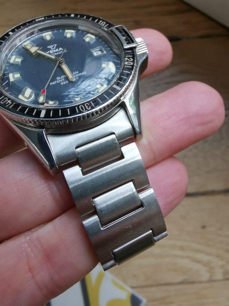 Bracelet montre yema
