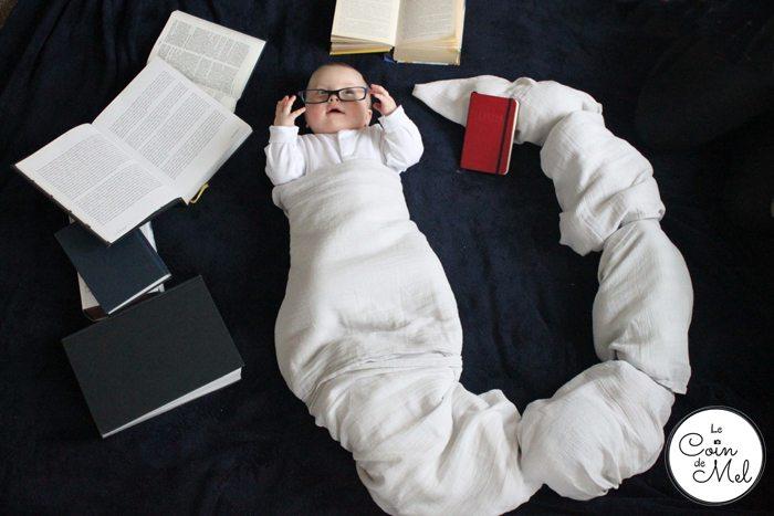 Beanie - My Little Bookworm