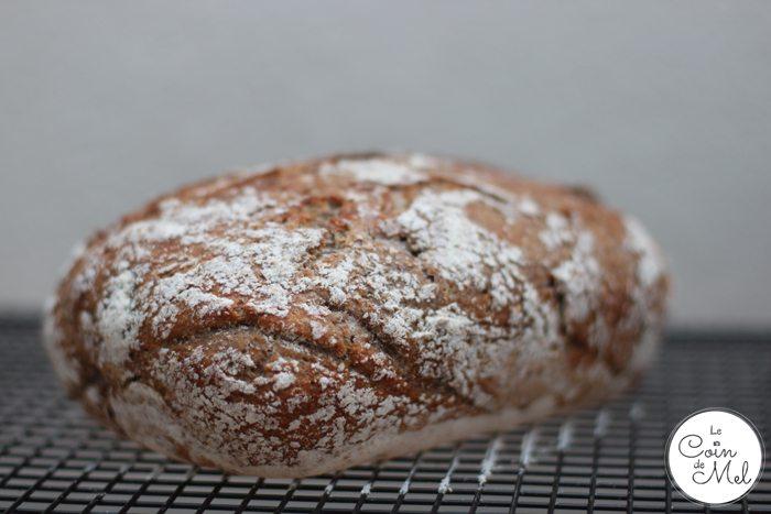 Healthy Loaf - Cooling
