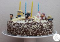 A Despicable (Me) Birthday Party