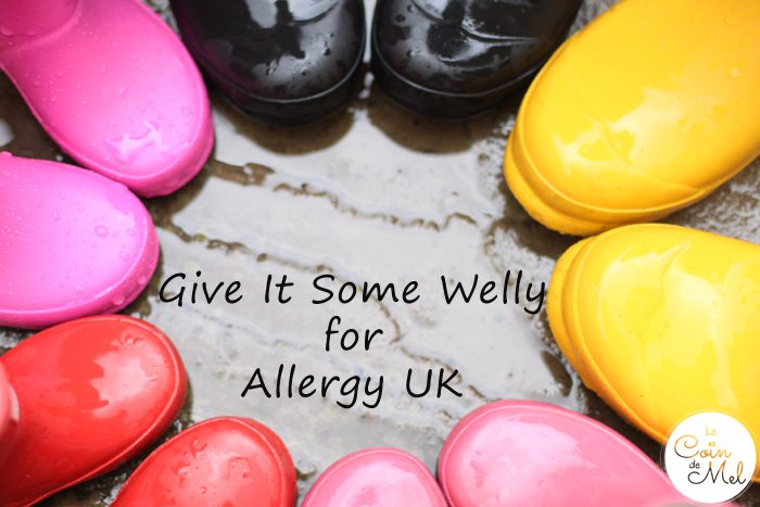 Give it Some Welly for Allergy UK