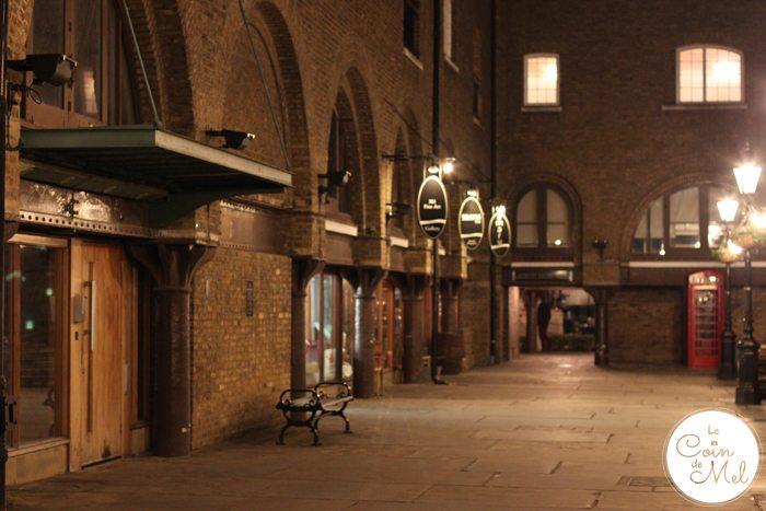 the smart school of cookery - St Katharine's Docks - London