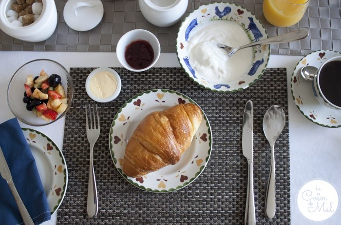 Where to Stay When you go to River Cottage - Prestoller House - Continental Breakfast