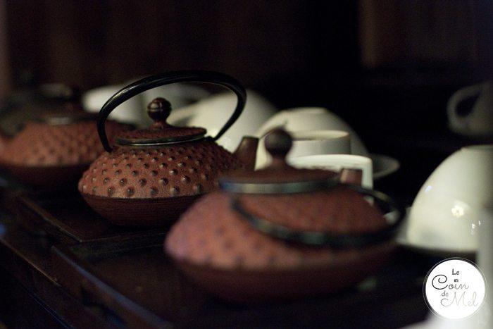 Victoria's Restaurant – Pitlochry - Tea
