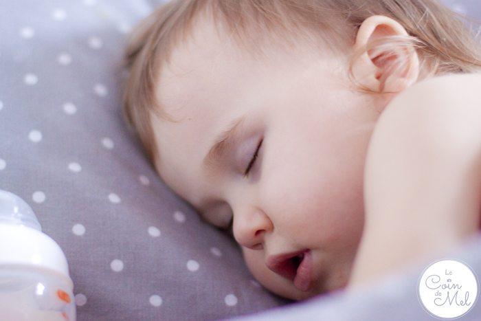 The Last Feed - Sleepy Baby