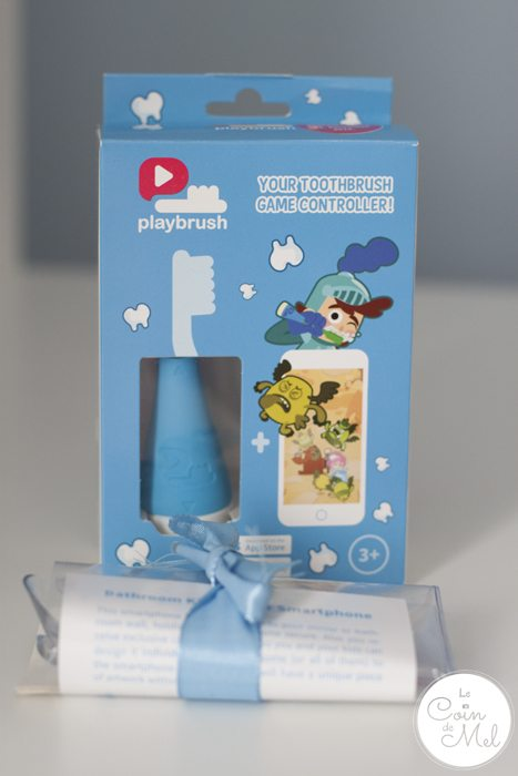 A Review of the Playbrush Toothbrush Game Controller - Unboxing and Demo - Playbrush & Bathroom Kit