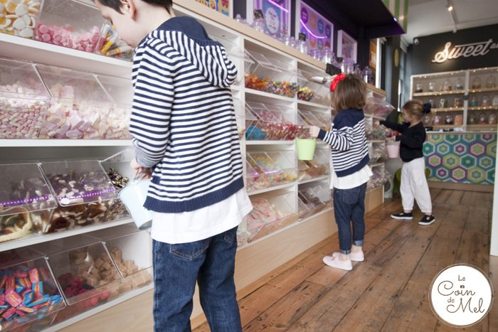 Sweet as a Button - a Sweet Shop Not Like Any Other - pick & mix