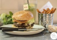 Finding the Perfect Father's Day Present & a Yummy Dinner at GBK