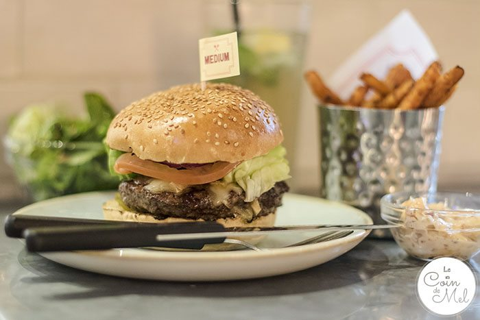 Finding the Perfect Father's Day Present & a Yummy Dinner at GBK - Allo Allo
