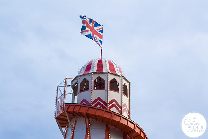 The Beach at Brent Cross - Helter Skelter