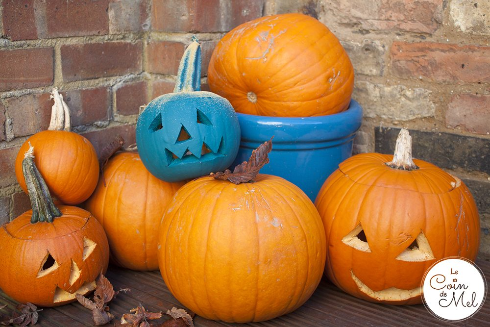 Why we will have teal pumpkins outside our front door for Halloween