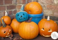 Why You Should Have a Teal Pumpkin for Halloween