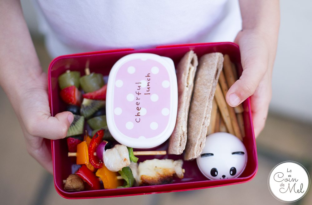 What should I put in my child's lunchbox?