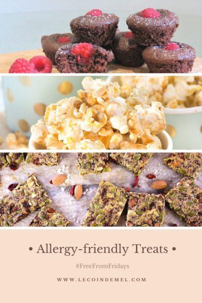 Allergy Friendly Treats