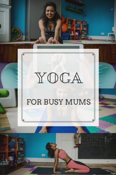 Finding time to exercise when you don't have time for it can be tough. Yogaia is the perfect solution to practise yoga anywhere, anytime. I really love those online yoga classes that are also interactive if you turn on your camera.
