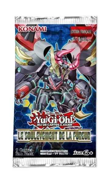 Booster Yu-Gi-Oh! Le Soulèvement de la Fureur – VF