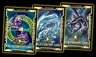 FieldCenter Legendary Gold Box – Magicien des ténèbres, Dragon blanc aux yeux bleus et Dragon noir aux yeux rouges