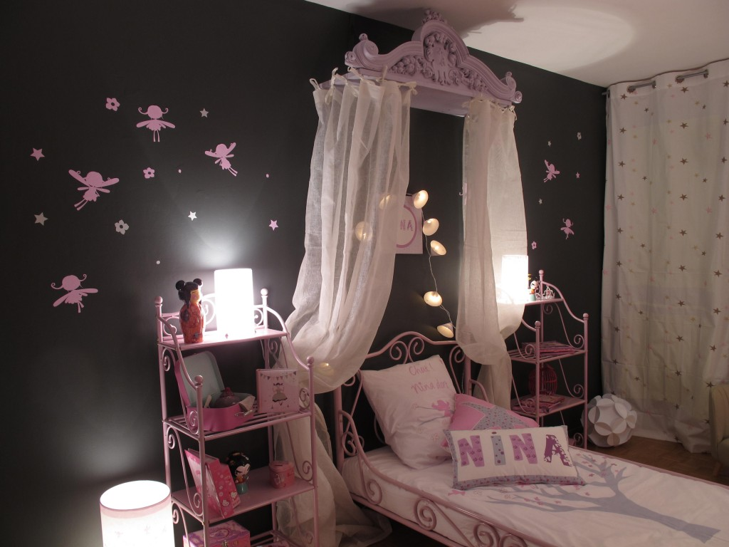 Chambre Bebe Fille Princesse Nouvelle Collection So Pretty Le Coin Des Creations
