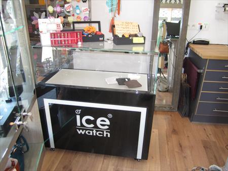 MEUBLE VITRINE 3 TIROIRS ICE WATCH 400 56100