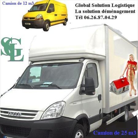Location Camion Avec Chauffeur Demenagement Pas Cher A 100 75004 Paris Paris Ile De France Annonces Achat Vente Materiel Professionnel Neuf Et Occasion Fourgonnettes