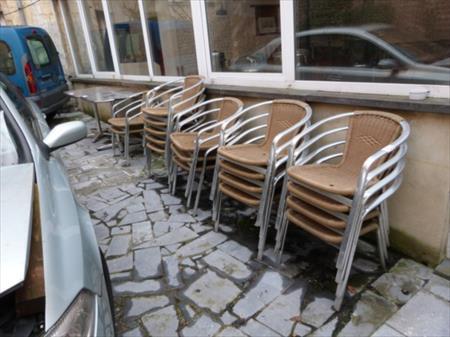 Mobilier De Terrasse A 5 Saint Hubert Nord Pas De Calais Belgique Pays Bas Annonces Achat Vente Materiel Professionnel Neuf Et Occasion Tables Et Chaises Assortis Terrasses Bar Restaurant