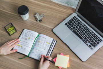 Prendre ses notes sur papier et sur support numérique