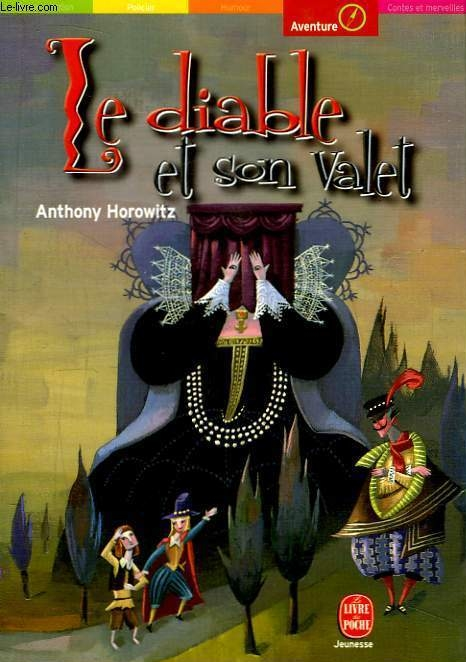 Le Diable Et Son Valet : diable, valet, Diable, Valet,, D'Anthony, Horowitz, Lecture, D'Arsène