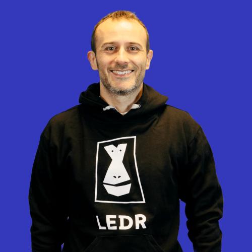 Laurent Brouat (avatar fond bleu)