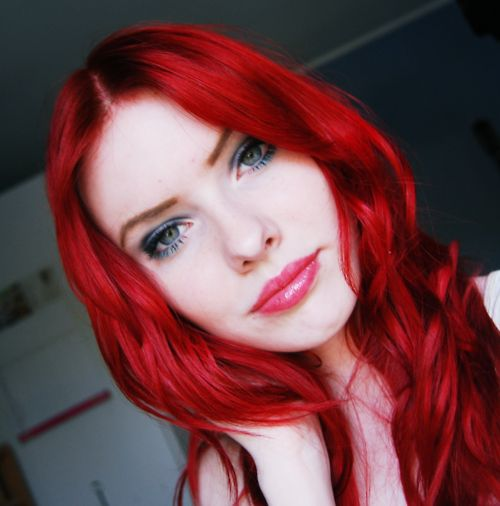 comment se colorer les cheveux en rouge russir votre coloration rouge - Coloration Rouge Sans Dcoloration