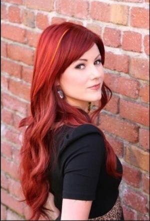 Comment avoir une belle couleur de cheveux rouge