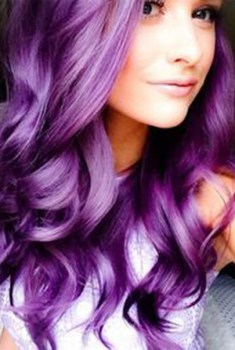 Cheveux Violet-Purple Hair, le coloriste