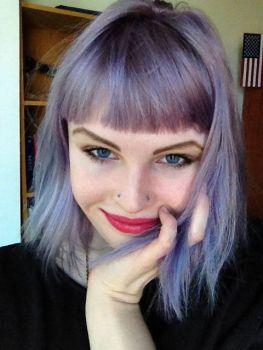 Cheveux Lavande-Lavender Hair, le coloriste
