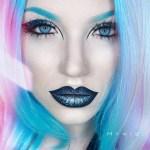L'inspiration cosmique influence la mode en coloration, le coloriste
