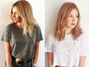 une autre tendance coloration vous attend: strawberry blond, le coloriste