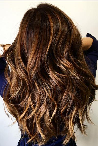 15 magnifiques tendances colorations cheveux 2017, tout sur les ...