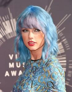un nouveau début pour Taylor Swift, le coloriste