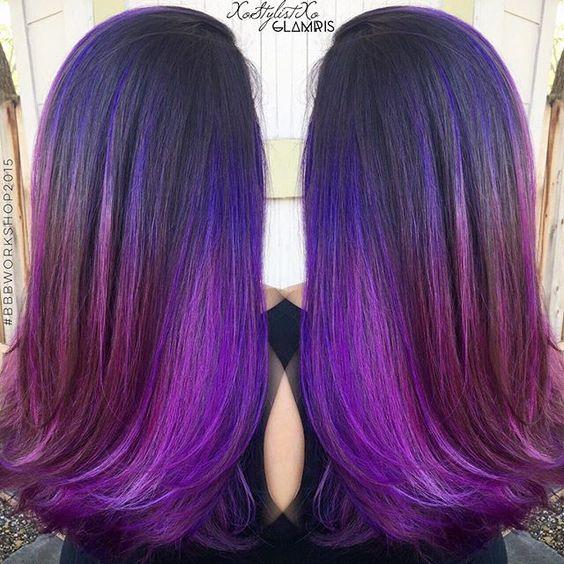 10 coloristes inspirants pour votre prochaine colorationlecoloriste - Coloration Violet Pastel