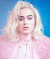 Katy Perry changes her hair color and becomes a platinum ...