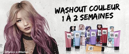 Personnalisez votre couleur avec Colorista la nouvelle innovation de l'Oréal