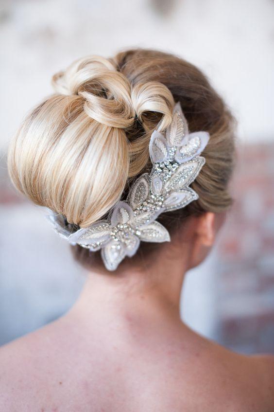 Coiffure Mariage Wedding Hair Tout Sur La Coloration Avec