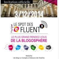 Invitation Spot Efluent Mums 2014