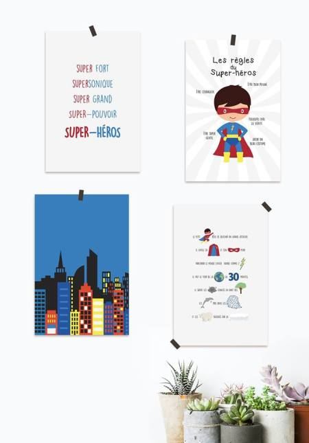 kit-super-heros