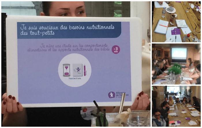 séances de travail sfae communauté des mamans